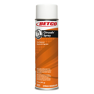 Citrusolv Spray Aerosol 12Case