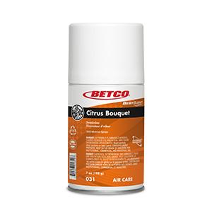 Best Scent - Citrus Bouquet 3000 Sprays (6 - Aerosol Cans)