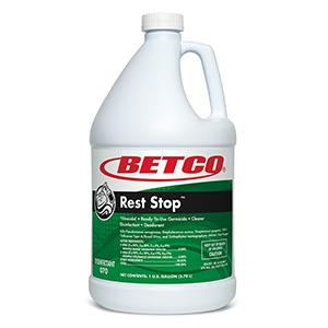 Rest Stop Acid Free Restroom Disinfectant (4- 1 GAL Bottles)