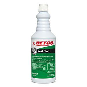 Rest Stop Acid Free Restroom Disinfectant (12-32 oz Bottles)