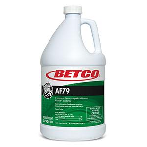 AF79 Acid Free Bathroom Disinfectant (4 - 1 GAL Bottles)