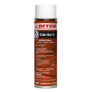 Cide-Bet II Aerosal Disinfectant (12 - Aerosol Cans)