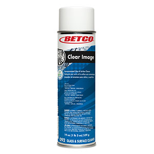 Clear Image Non-Ammoniated Glass Cleaner (12 - Aerosol Cans)