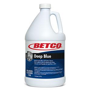 Deep Blue GlassSurface Cleaner RTU (4 - 1 GAL Bottles)