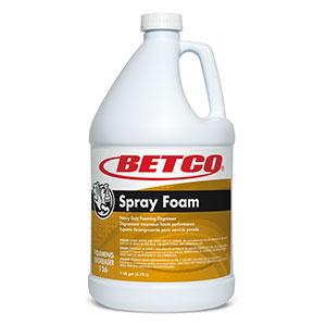 Spray Foam Degreaser (4 - 1 GAL Bottles)