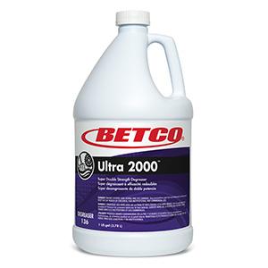 Ultra 2000 HD Degreaser (4 - 1 GAL Bottles)