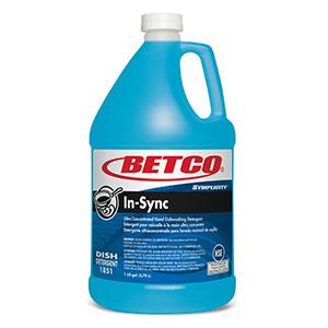 In-Sync Hand Dishwashing Detergent (4 - 1 GAL Bottles)