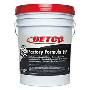 Factory Formula HP Industrial Degreaser (5 GAL Pail)
