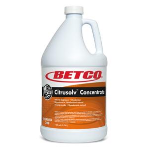 Citrusolv Concentrate Natural Degreaser (4 - 1 GAL Bottles)