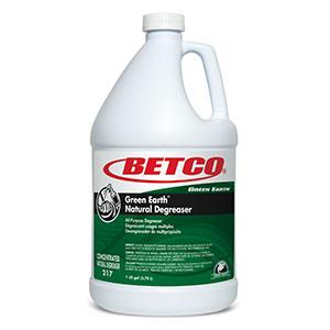 Green Earth Natural Degreaser (4 - 1 GAL Bottles)