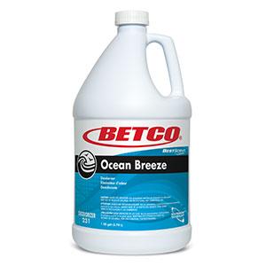 Best Scent- Ocean Breeze (4 - 1 GAL Bottles)