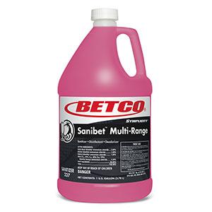 Sanibet Multi-Range (4 - 1 GAL Bottles)