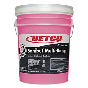 Sanibet Multi-Range (5 GAL Pail)