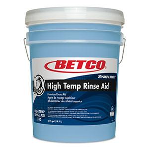 High Temp Rinse Aid 325 (5 GAL Pail wFitment)