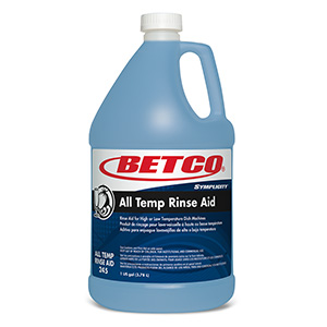 All Temp Rinse Aid 315 (4 - GAL Bottles wFitment)