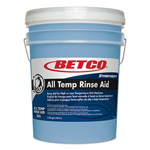 All Temp Rinse Aid 315 (5 GAL Pail wFitment)