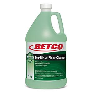 Bioactive Solutions No-Rinse Floor Cleaner (4-1 GAL Bottles)