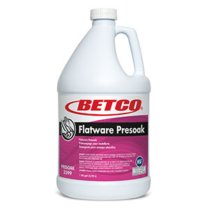 Flatware Presoak (4 - 1 GAL Bottles)