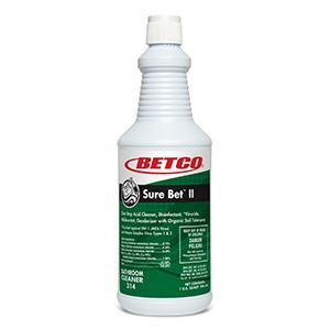 Sure Bet II Foaming Disinfectant (12 - 32 oz Bottles)