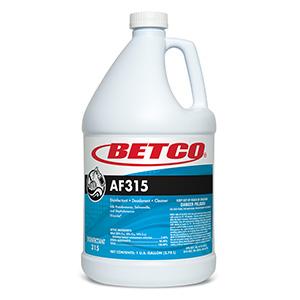 AF315 Disinfectant (4 - 1 GAL Bottles)