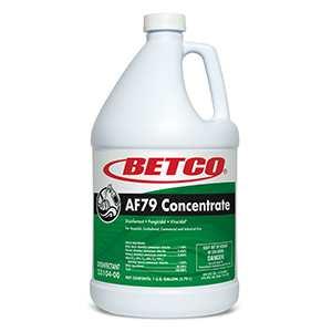 AF79 Acid Free Bathroom Cleaner Conc. (4 - 1 GAL Bottles)