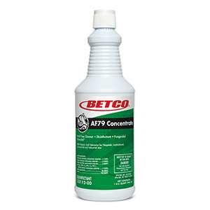 AF79 Acid Free Bathroom Cleaner Conc. (12 - 32 oz Bottles)
