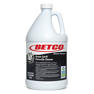 Green Earth Peroxide Cleaner (4 - 1 GAL Bottles)
