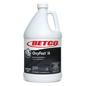 Oxyfect H Peroxide Hospital Disinfectant (4 - 1 GAL Bottles)