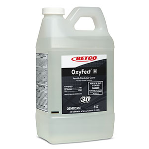 Oxyfect H Peroxide Hospital Disinfectant (4 - 2 L FastDraw)