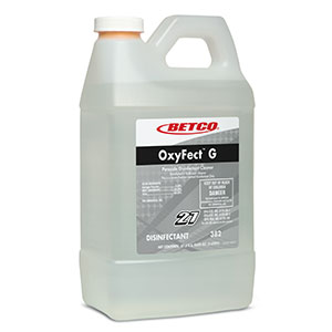 Oxyfect G Peroxide Cleaner Disinfectant (4 - 2 L FastDraw)