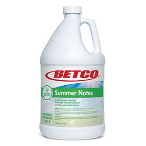 Sentec Summer Notes Concentrate (4 - 1 GAL Bottles)