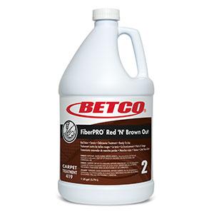 Fiberpro Red `N` Brown Out (4 - 1 GAL Bottles)