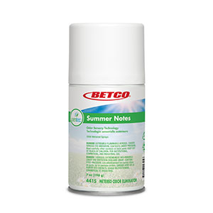 Sentec Summer Notes Metered Aerosol (6 - Aerosol Cans)
