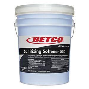 Sanitizing Softener 550 (5 GAL Pail wFitment)