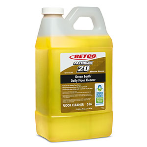 Green Earth Daily Floor Cleaner (4 - 2 L FastDraw)