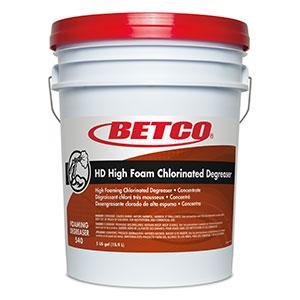 HD High Foam Chlorinated Degreaser (5 GAL Pail)