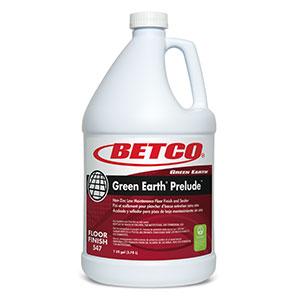 Green Earth Prelude Floor SealerFinish (4 - 1 GAL Bottles)