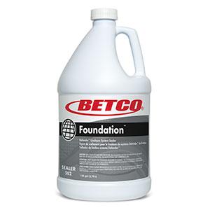 Foundation Floor Sealer (4 - 1 GAL Bottles wCatalyst)