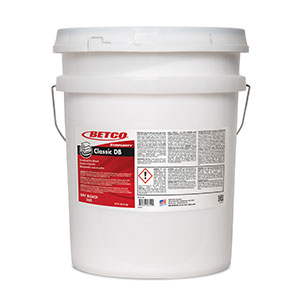 Classic DB Powdered Dry Bleach (50 lb Fiber Drum)