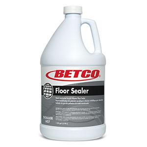 Floor Sealer (4 - 1 GAL Bottles)