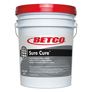 Sure Cure Urethane Fortified SealerFinish (5 GAL Pail)