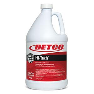 Hi-Tech Floor Finish (4 - 1 GAL Bottles)