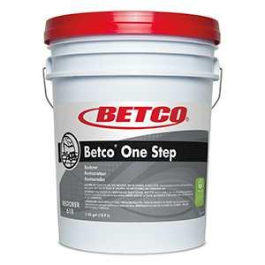 Betco One Step Floor CleanerRestorer (5 GAL Pail)