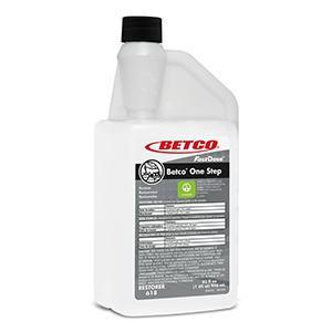One Step Floor CleanerRestorer (6 - 32 oz Dosing Bottles)