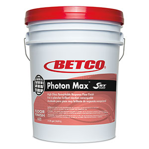 Photon Max With SRT Floor Finish (5 GAL Pail)