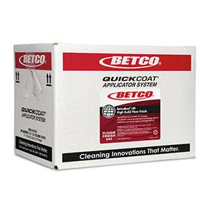BetcoBest Low Maint Floor Finish (2 - 1.25 GAL Quickcoat)