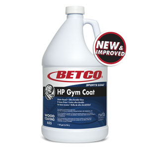 Hp Gym Coat Wood Finish (4 - 1 GAL Bottles wCatalyst)