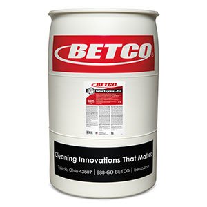 Betco Express With SRT Floor Finish (55 GAL Drum)