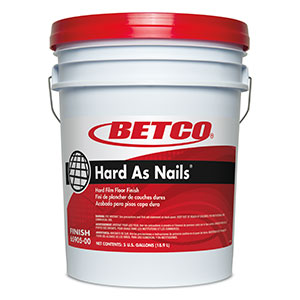 Hard As Nails Floor Finish (5 GAL Pail)