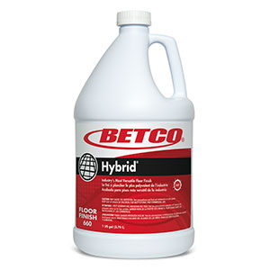 Hybrid Floor Finish (4 - 1 GAL Bottles)